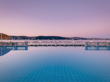 Boğaz Manzaralı Havuz : Çırağan Palace Kempinski İstanbul