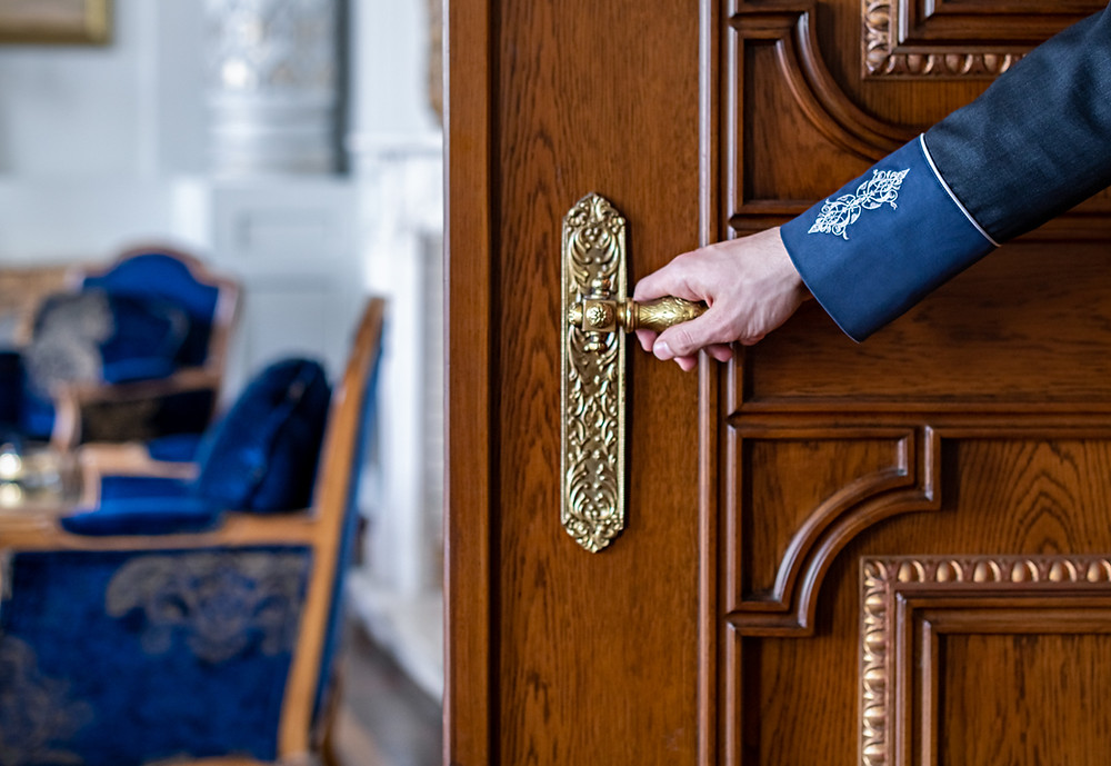 Otel detay cekim - Ciragan Palace Kempinski
