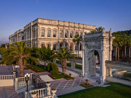 Çırağan Palace Kempinski Hotel Fotoğraf Çekimleri