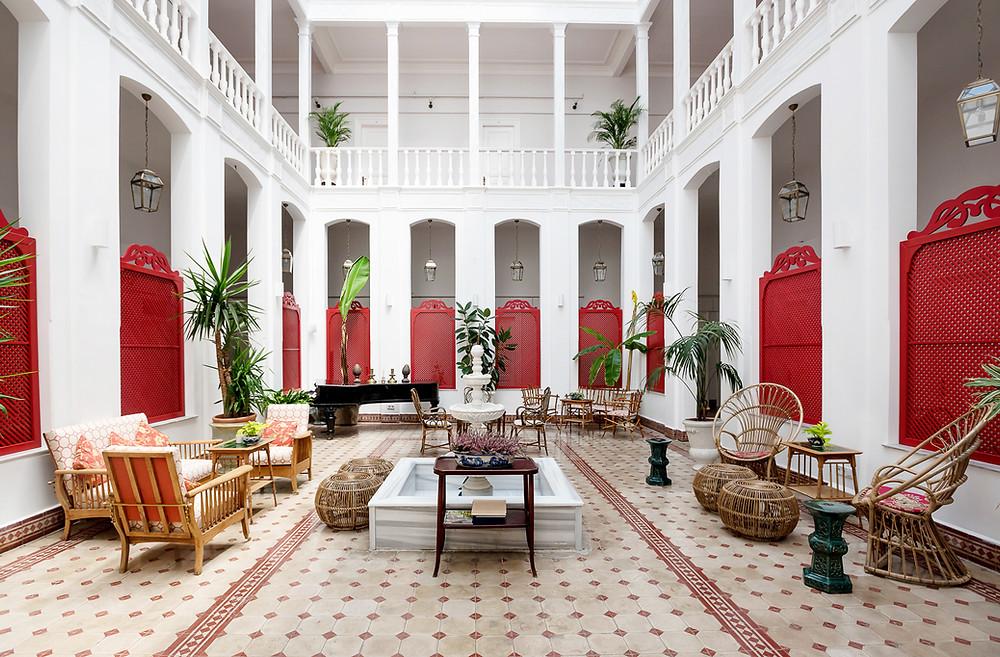 Splendid Hotel Lobi