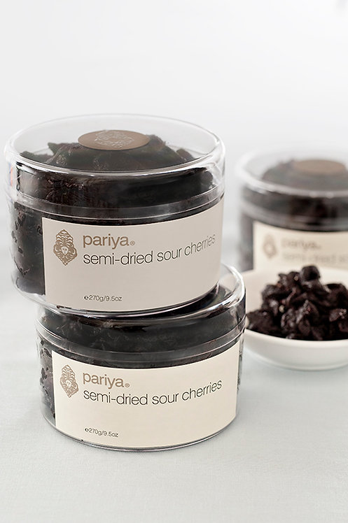 Semi-dried Sour Cherries