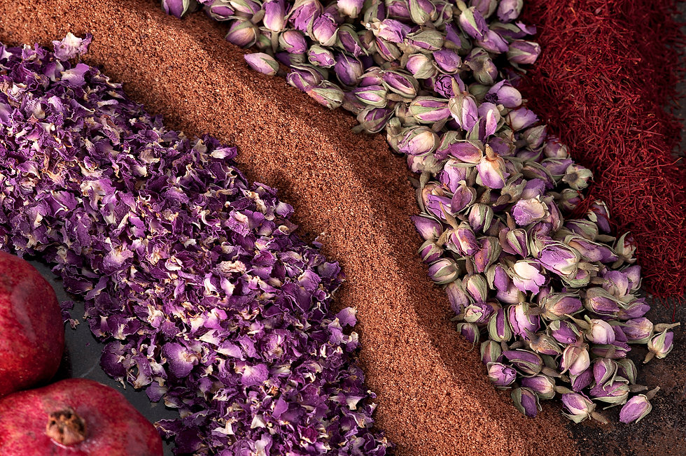 Persian spices