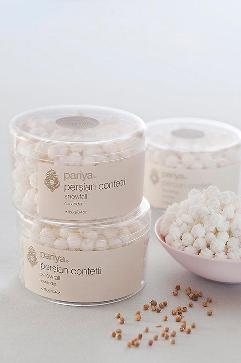 Persian Confetti - Snowfall Coriander