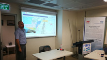 Lecturing on The Law of the Sea and Strategic Maritime Affairs