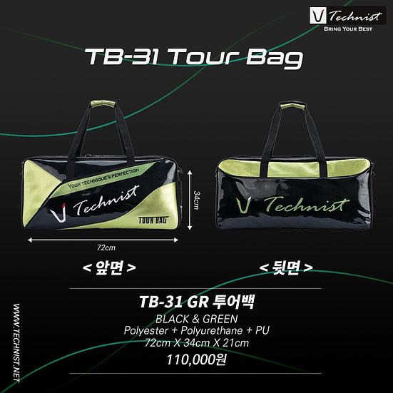 TB-31 Tour Bag