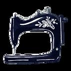 Sewing machine clipart