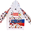 "Thumbnail: Jacket-Hoodie Russia Fun Club/Куртка ""Худи""Клуба Веселая Россия"