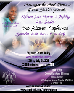 2016 Conference Flyer Template
