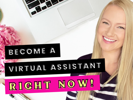 Jumpstart Your Virtual Assistant Business | 2 Steps to Do Right Now!