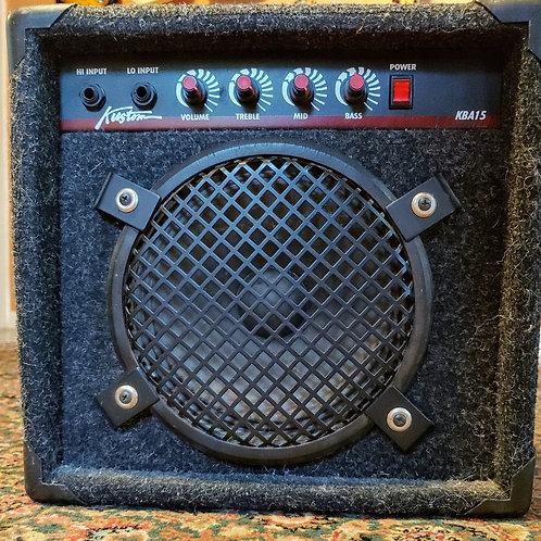 Kustom KBA 15 Bass AMP