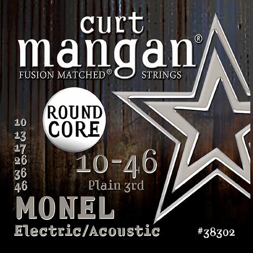 CM 10-46 Monel Electric/Acousto String