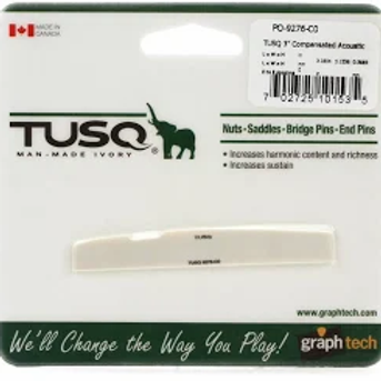 TUSQ Acoustic Saddle Compensated