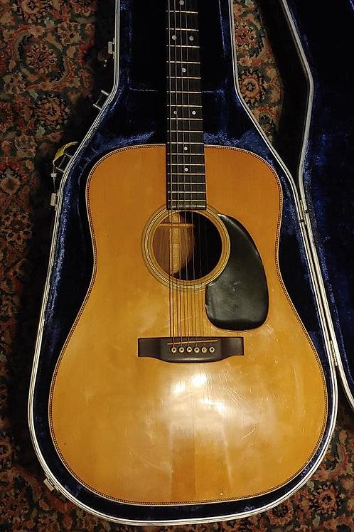 1977 Martin Acoustic Guitar