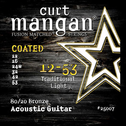 CM 12-53 80/20 Bronze Acoustic Strings