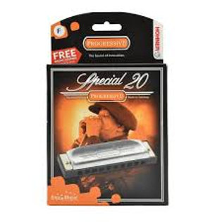 Hohner Special 20 Harmonica (F)