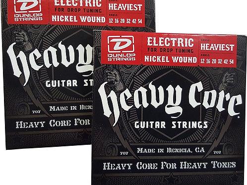 Dunlop Heaviest Heavy Core Guitar Strings