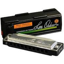 Bb Major Diatonic Oskar Harmonica