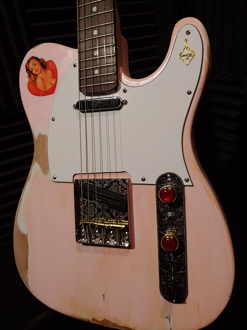 FGC Telecaster Custom Guitar