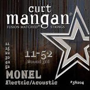 CM 11-52 Monel Electric/Acoustic String