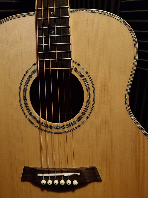 Parlor Acoustic Guitar