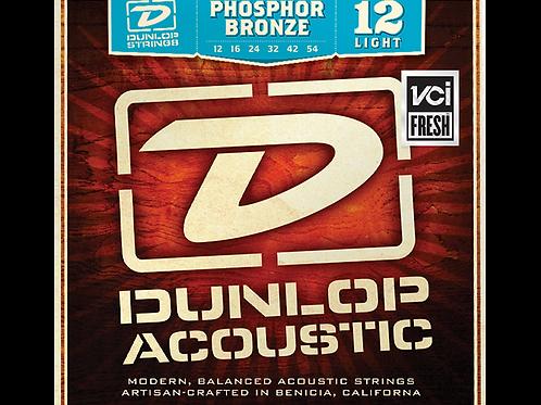 Dunlop 12 Light Phosphor Bronze