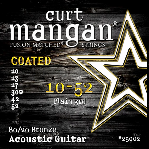 CM 10-52 80/20 Bronze Acoustic Strings