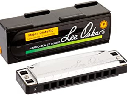 Oskar Harmonica F Major Diatonic