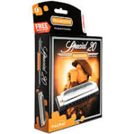 F Special 20 Hohner Harmonica