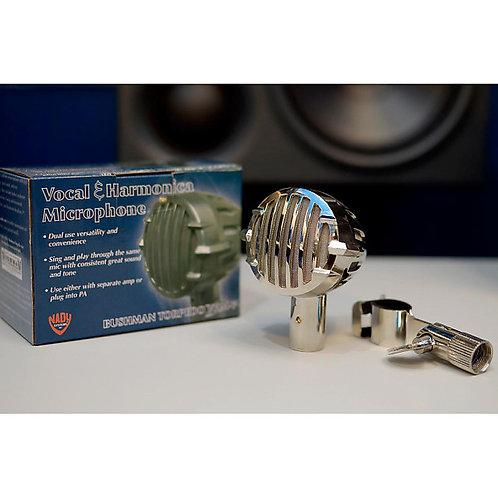 Bushman Torpedo Voice & Harmonica Microphone