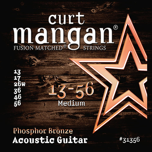 CM 13-56 Phosphor Bronze Acoustic