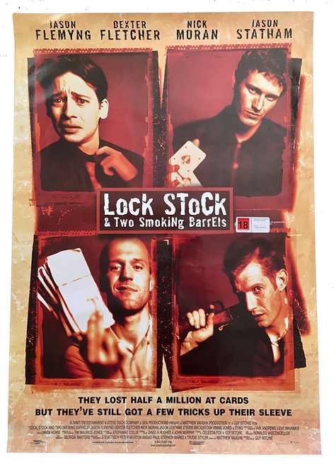 Lock Stock & Two Smoking Barrels