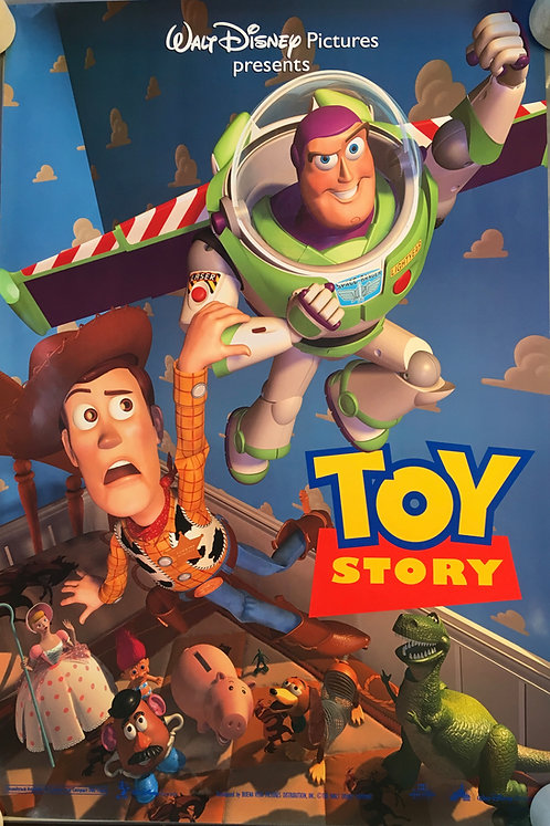 Toy Story Original Film Poster
