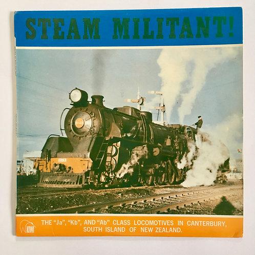 Steam Militant LP