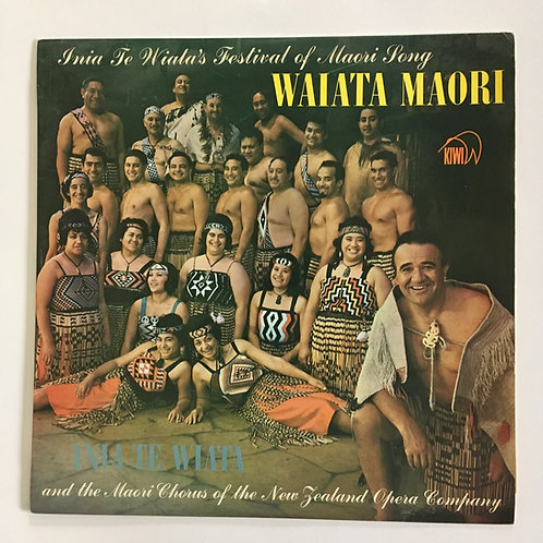 Festival of Maori Songs LP