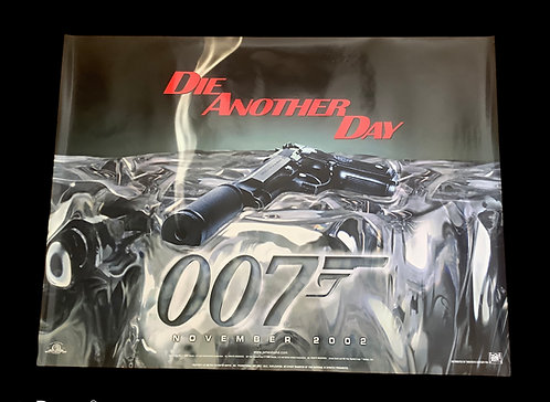 James Bond Die Another Day Film Poster