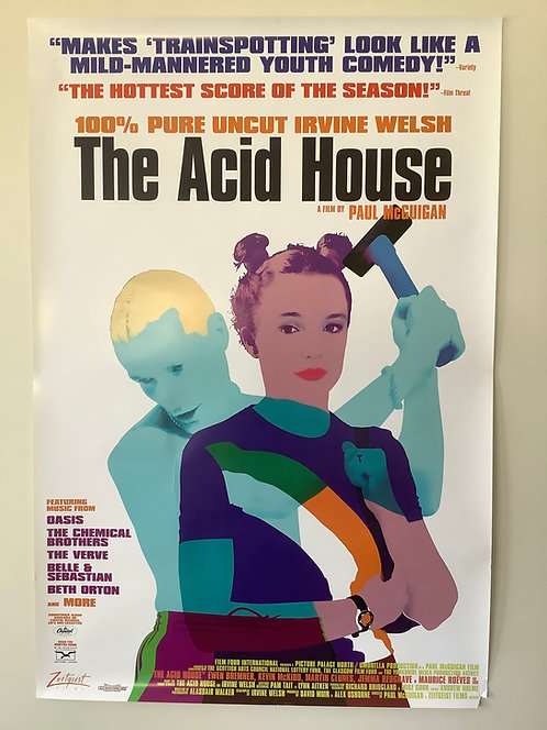 The Acid House Film Poster 1998