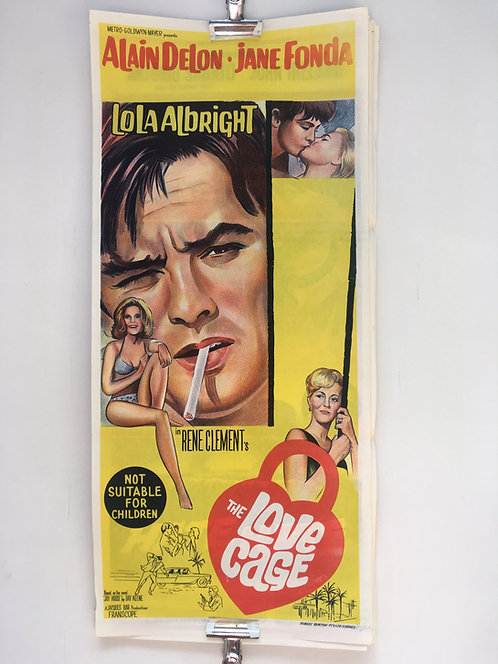 The Love cage / Australian Daybill