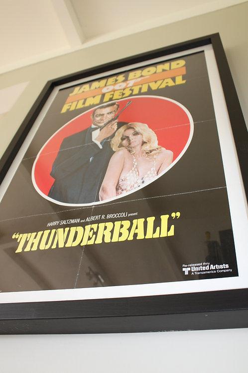 Thunderball / James Bond 007 Film Festival 1975