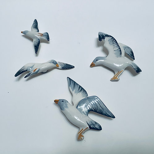 Solian Wall Art Seagulls