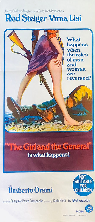 The Girl & The General Australian Daybill