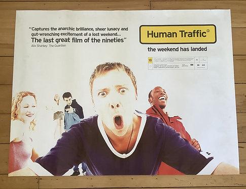 Human Traffic British Film Poster