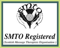 SMTO logo, Scottish Massage Therapists Organisation