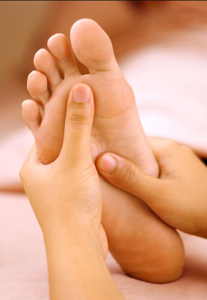 Diabetic Neuropathy improvement with Swedish Massage