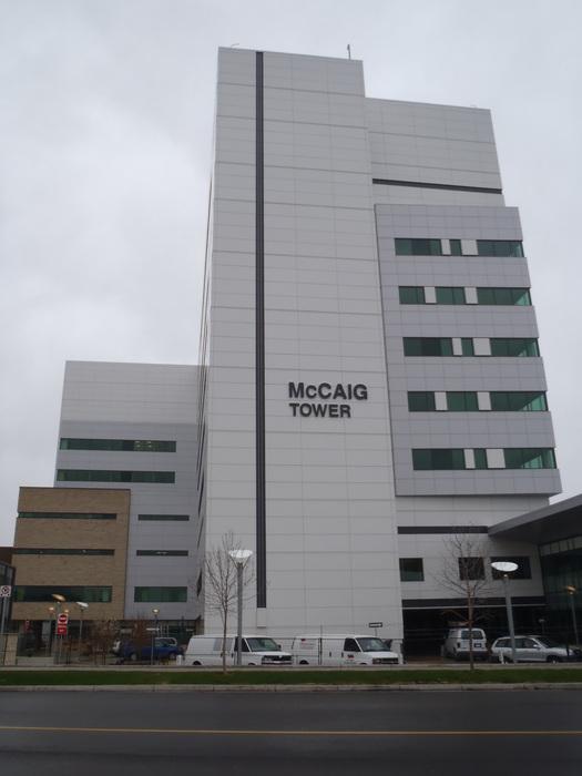 McCaig Tower