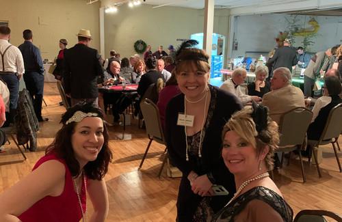 Beth Pizano, Nicole Leibman and Rochelle