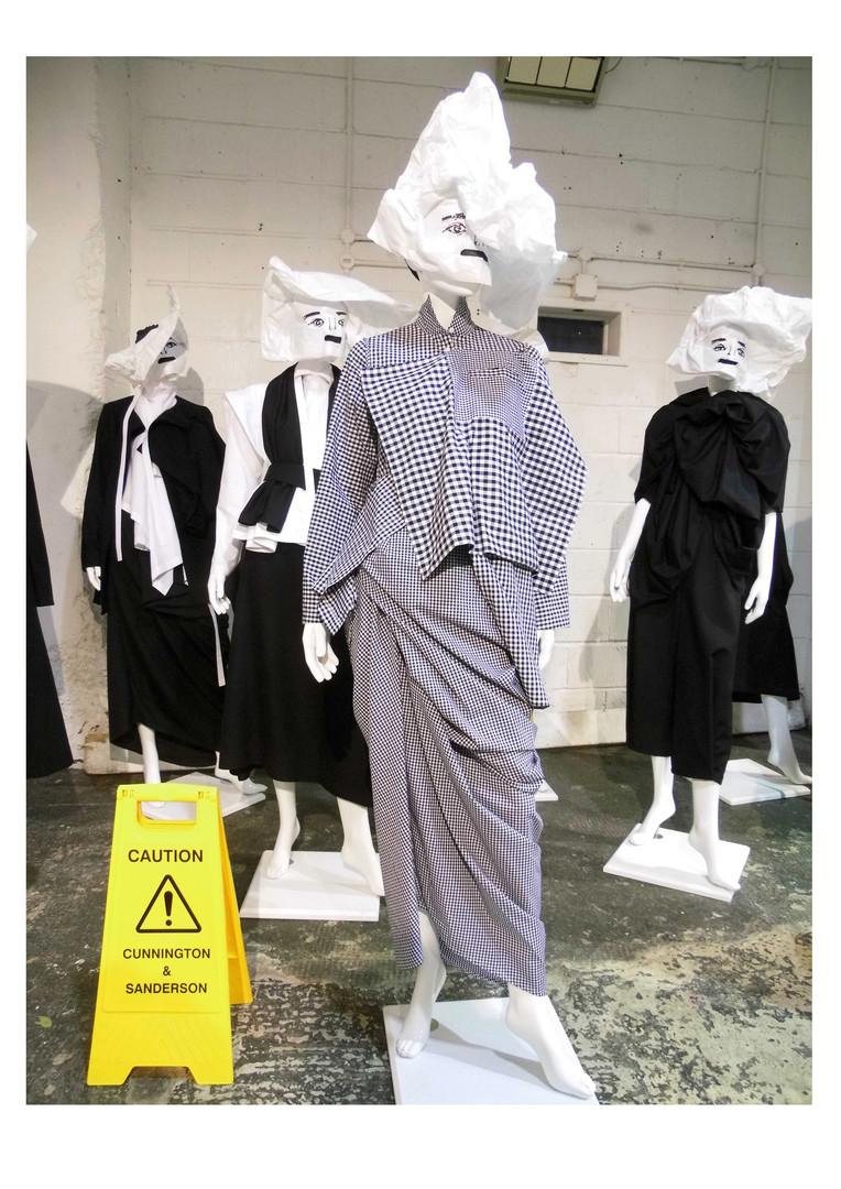 Caution by Cunnington & Sanderson