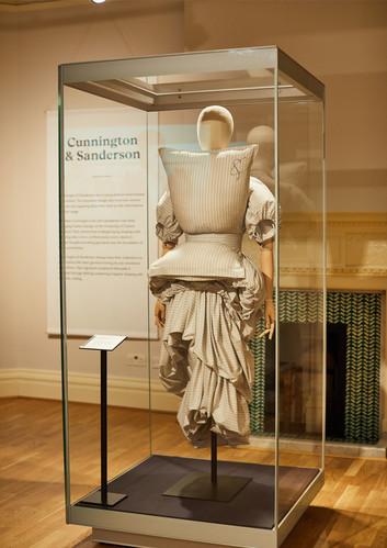 Occupied Fashion Design Cunnington & Sanderson Museum Exhibit