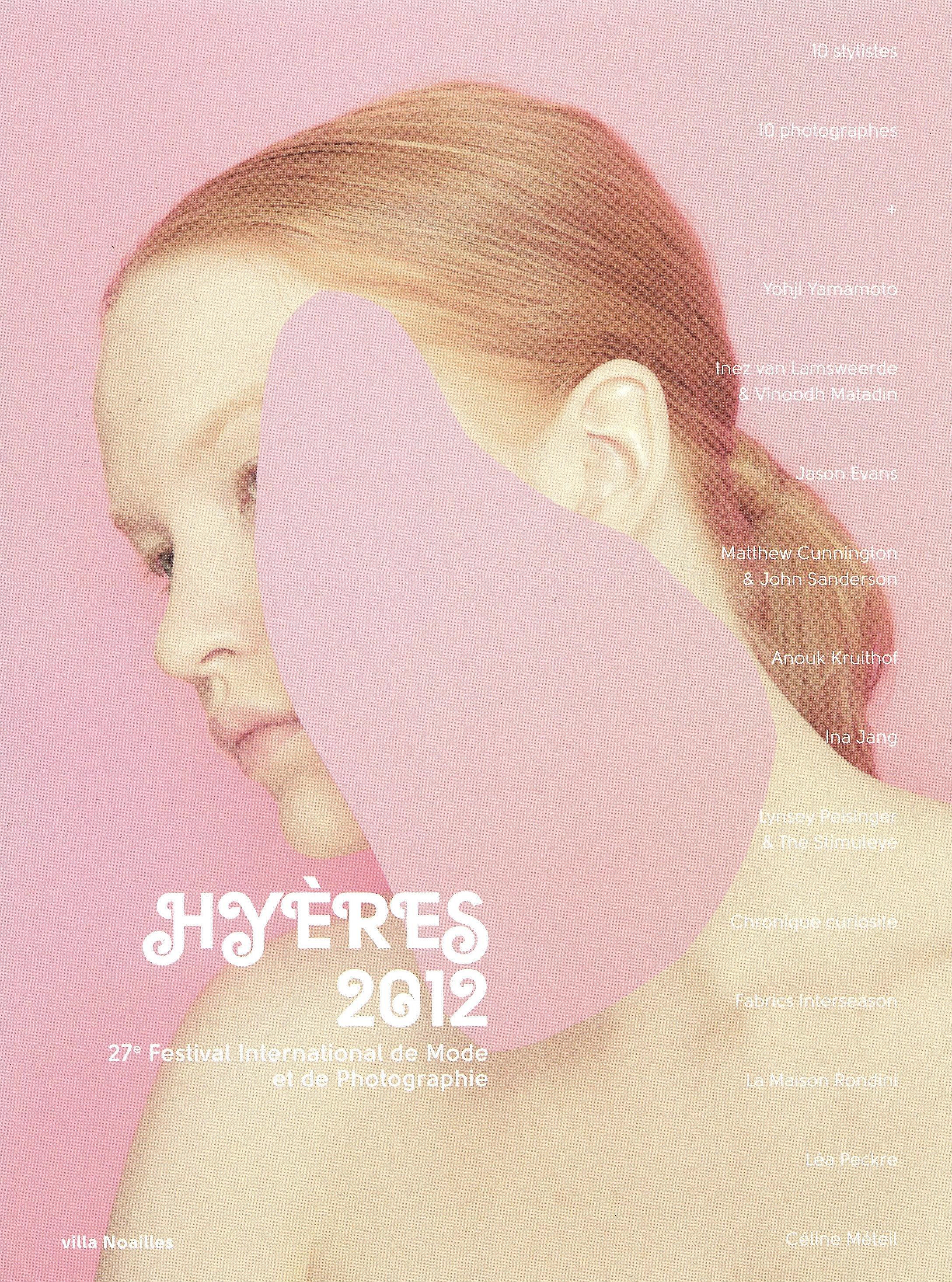 Hyeres Festival Brochure 2012