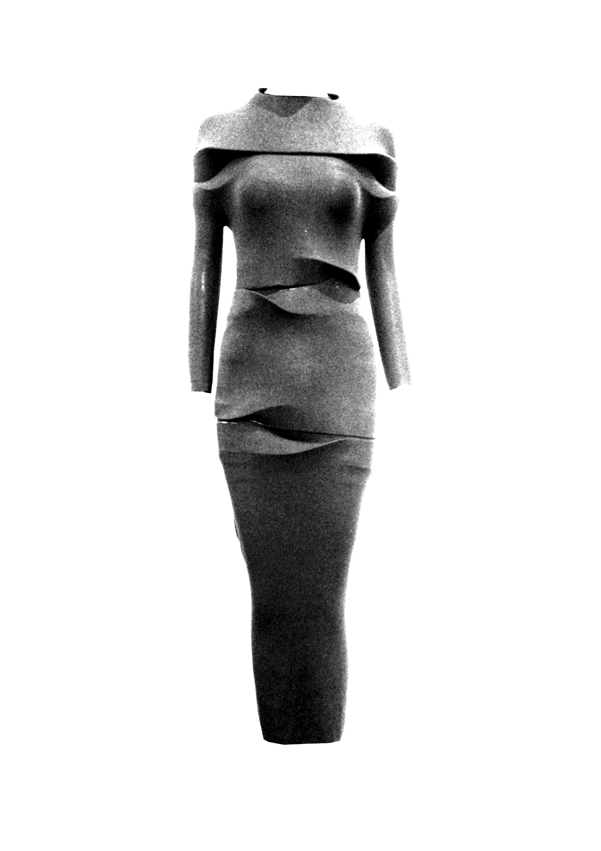 Radial Dress