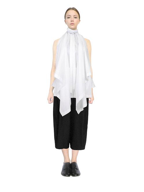 Womenswear Shirt Flowing Feminine Unique One Off Stylish Craftsmanship